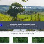 Wijngaard wandelroutes
